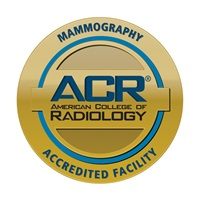 ACR Mammo Accreditation Seal